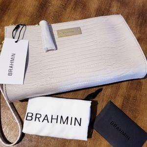 Brahmin Millie Wristlet NWT